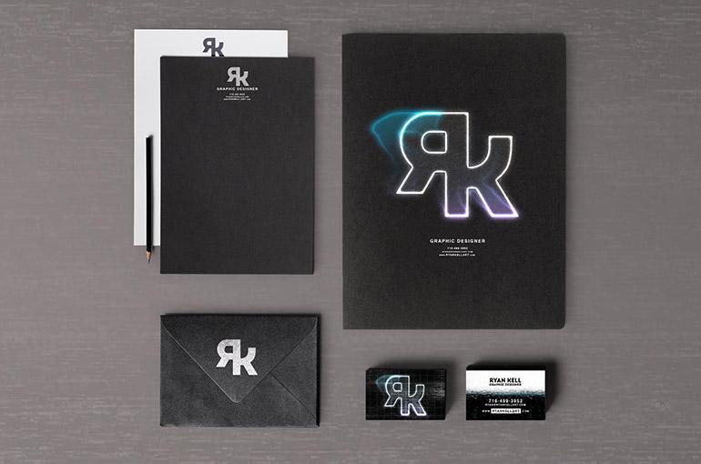 Ryan Kell, Personal Identity Design, 2014