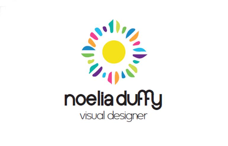Noelia Duffy, Personal Identity Design, Logo, 2014
